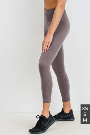 Perforated Panel Perform Legging