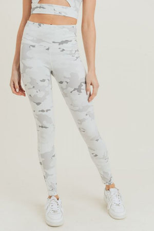 Snow Camo Legging