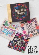 Fearless Tiny Notes