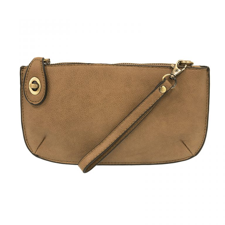 Mini Crossbody Wristlet Clutch (additional colors)