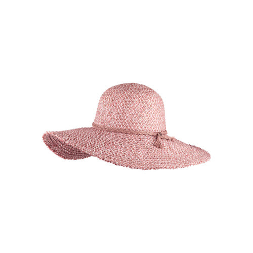 Sierra Blush Wide Brim Hat