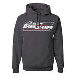 Charcoal Grey Bass Champs Hooded Sweatshirt