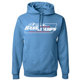 Columbia Blue Bass Champs Hooded Sweatshirt