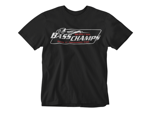 Bass Champs Logo Tee