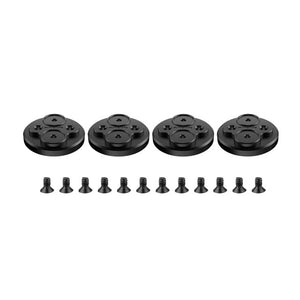4PCS Motor Cover Cap for DJI Mavic Mini Drone Dust-proof Engine Protector Guard Protective Accessory Aluminium Light Slip-over
