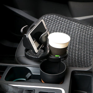 Multi Function Car Organizer Car Phone Cup Holder - lowpricebest.com