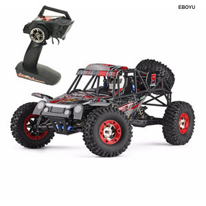 4WD 31mph 1:12 WLToys 12428C RC Buggy Truck