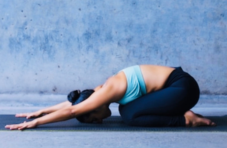 SLEEP BETTER WITH THESE 3 YOGA POSES
