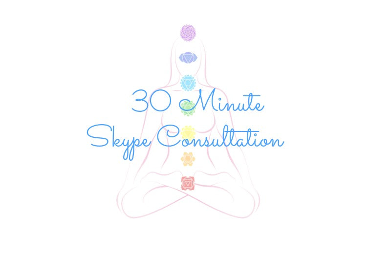30 MINUTE LIFE GUIDING SKYPE CONSULTATION