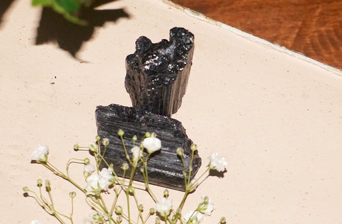 Black Tourmaline- Healing Crystal