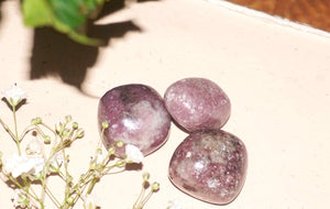 Lepidolite - Stress And Anxiety Reducing Crystal