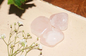 Rose Quartz- Love Crystal