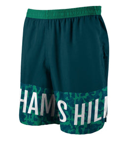 HAMMERS POWER GREEN CAMO SHORTS