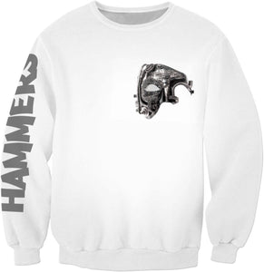 HAMMERS FACE OFF CREWNECK