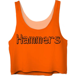 HAMMERS TUSCANIEL CROP TOP