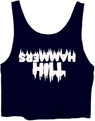 HAMMERS SAILORS DRIP CROP TOP