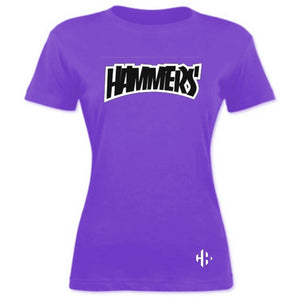 HAMMERS HYPNOSIS T-SHIRT - LADIES
