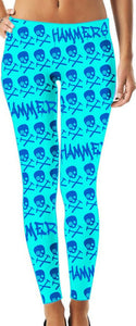 HAMMERS SKULLIFIED LEGGINGS