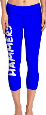 HAMMERS BLUE SKY 3/4 LEGGINGS