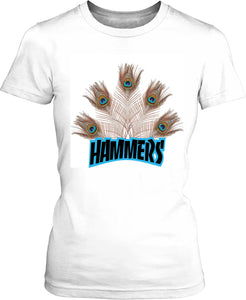 HAMMERS FEATHERS T-SHIRT