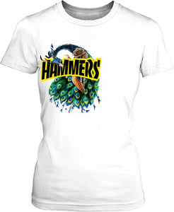 HAMMERS PEACOCK T-SHIRT