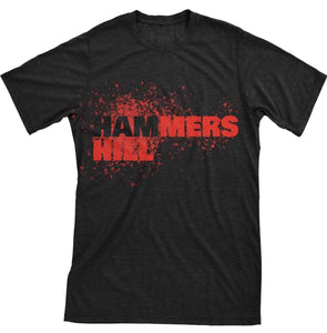 HAMMERS  SPLASH T-SHIRT