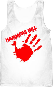 "HAMMERS ""STOP THE HATE"" SLEEVELESS SHIRT"
