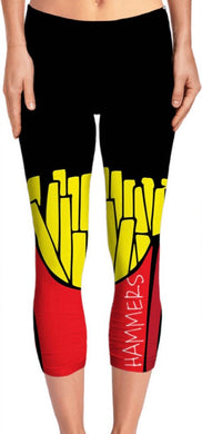 HAMMERS SNACK 3/4 LEGGINGS