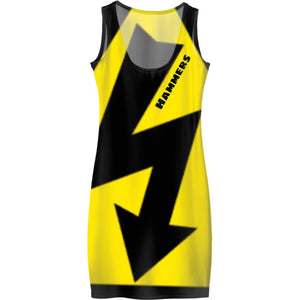 HAMMERS CAPRI BEACH DRESS