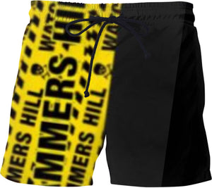 HAMMERS CAPRI SWIM SHORTS
