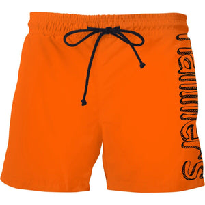 HAMMERS TUSCANIEL ORANGE SWIM SHORTS