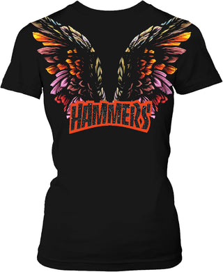 HAMMERS ANGEL WINGS T-SHIRT