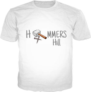 "HAMMERS ""NAILED IT"" T-SHIRT"