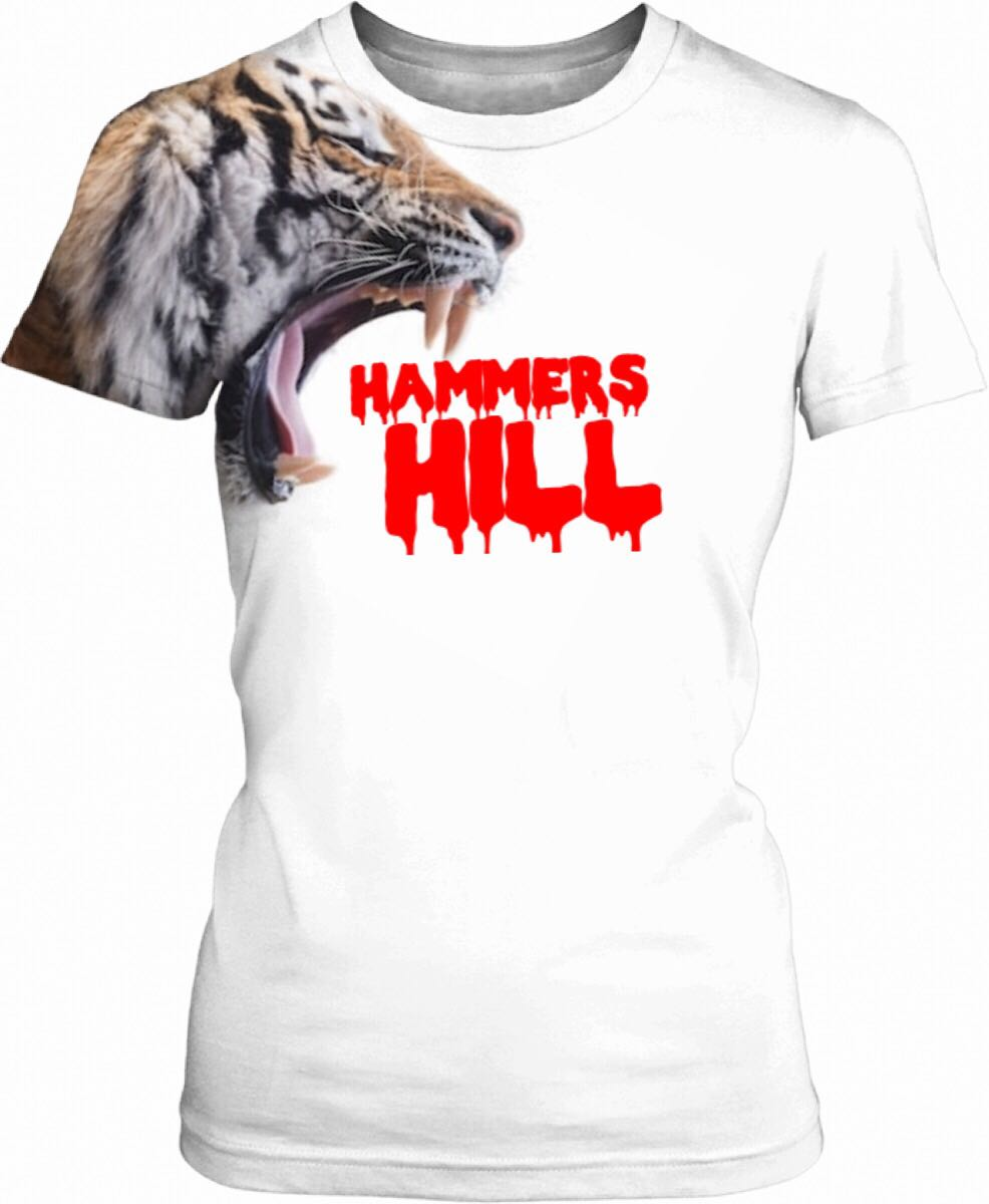 HAMMERS JUNGLE RULES T-SHIRT