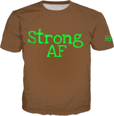 HAMMERS STRONG AF T-SHIRT