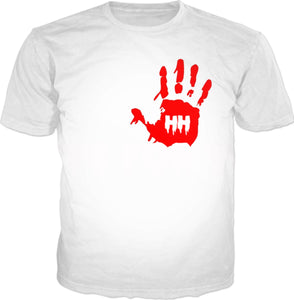 "HAMMERS ""STOP THE HATE"" T-SHIRT"