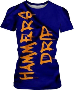 HAMMERS GRAFFITI T-SHIRT