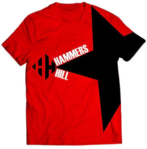 HAMMERS STAR BURST T-SHIRT