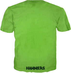HAMMERS FACE ME T-SHIRT