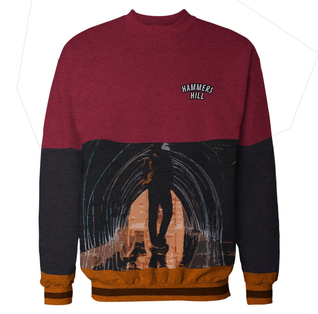 HAMMERS TUNNEL CREWNECK