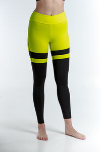 HIGH WAIST NEON COAST LEGGING