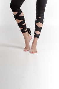 BALLERINA TIE UP LEGGING