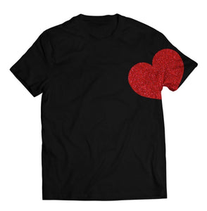 "HAMMERS ""I WEAR MY HEART ON MY SLEEVE"" T-SHIRT"