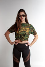 CAMO POWER TOP
