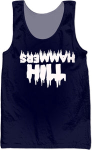 HAMMERS SAILORS DRIP SLEEVELESS SHIRT
