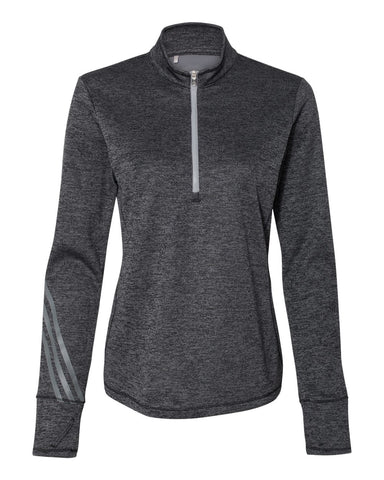 Adidas Womens Quarter Zip Fleece