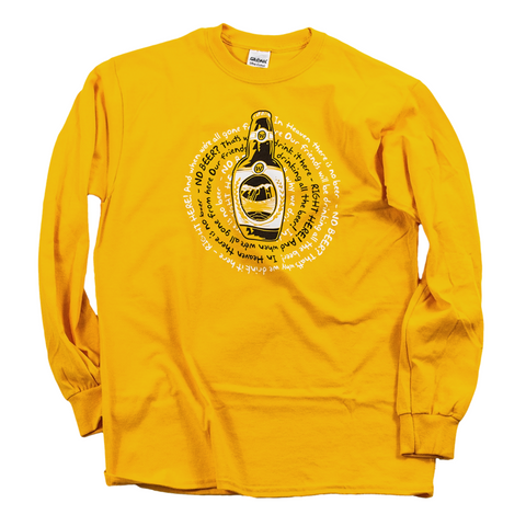 Beer Song LS Tee