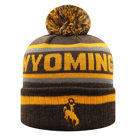 Wyoming Buddy Cuffed Beanie