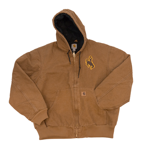 Women's Carhartt Flannel Lined Jacket