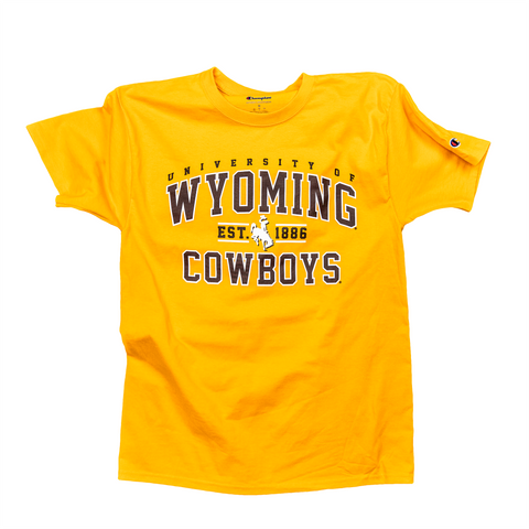 Champion UW Cowboys 1886